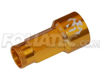 LugNuzzCover Gold 17mm